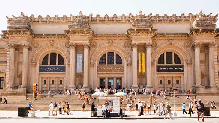 4.Metropolitan Museum of Art, New York, New York