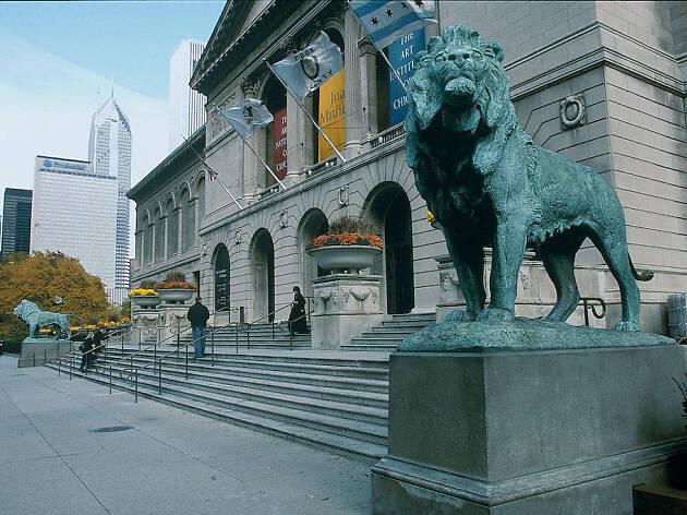 7.Art Institute of Chicago, Chicago, Illinois