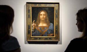 "Salvator Mundi ภาพวาดราคาสูงที่สุดของ ""ดา วินชี"""