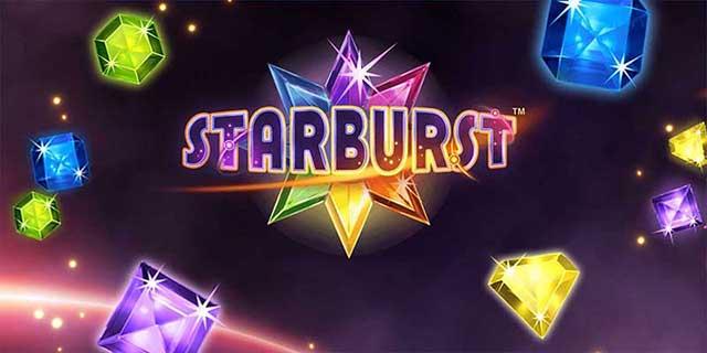 แนะนำ 3 เกมสล็อตออนไลน์ ที่แจ็คพอตแตกง่ายที่สุด! STARBURST SLOT